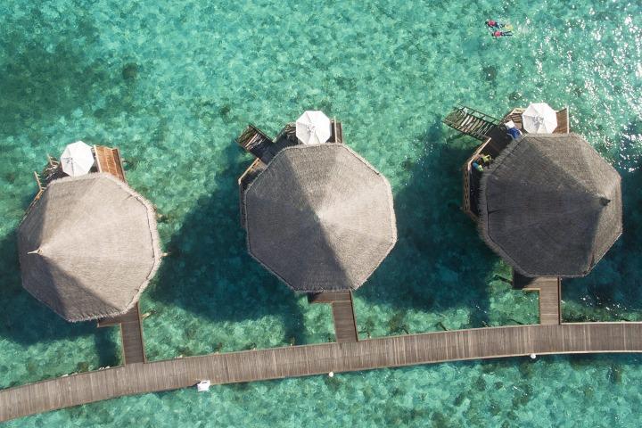 アンガガ アイランド リゾート & スパ