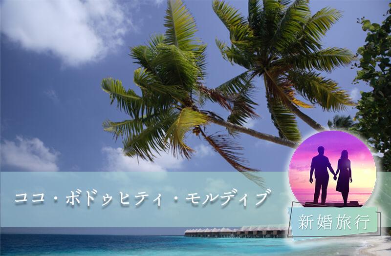 【新婚旅行編】お客様の声~ココ・ボドゥヒティ・モルディブ~