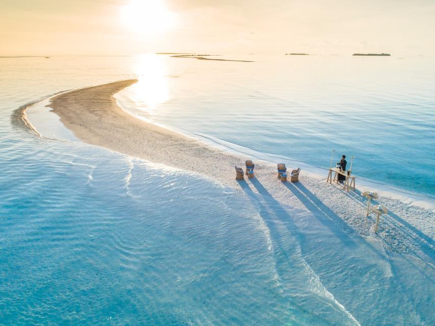 フォーシーズンズ・ランダーギラーヴァル 透明感の高い海