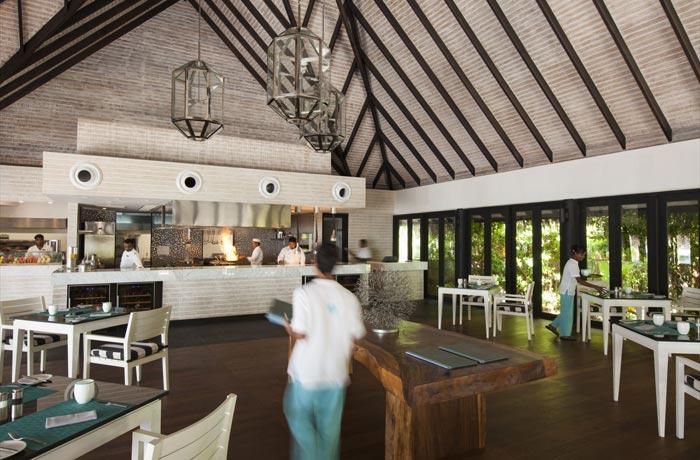 アウトリガー・コノッタ レストラン「ブルーソルト」室内イメージ