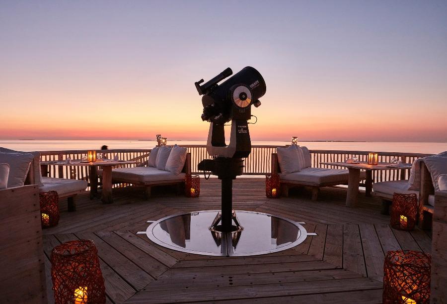 ソネバジャニ 星空観察