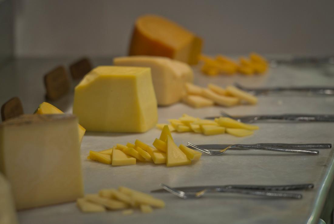 ソネバフシ チーズ