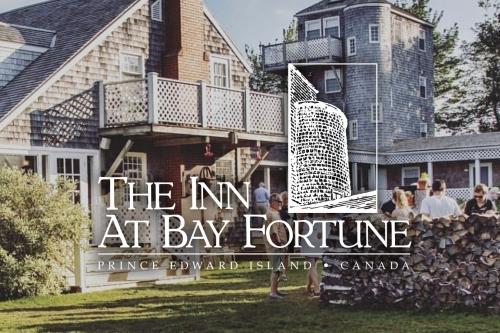 カナダ ★有名シェフのグルメ宿★ ーThe Inn Bay Fourtune-