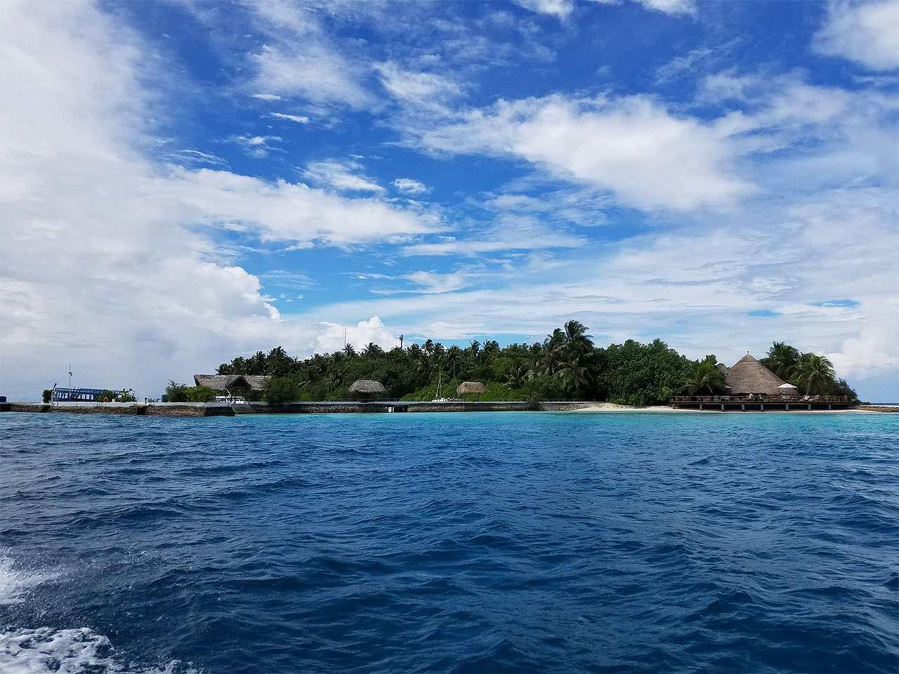 1度訪れたら必ず帰ってきたくなるリピーターに愛される島  マクヌドゥ・アイランド