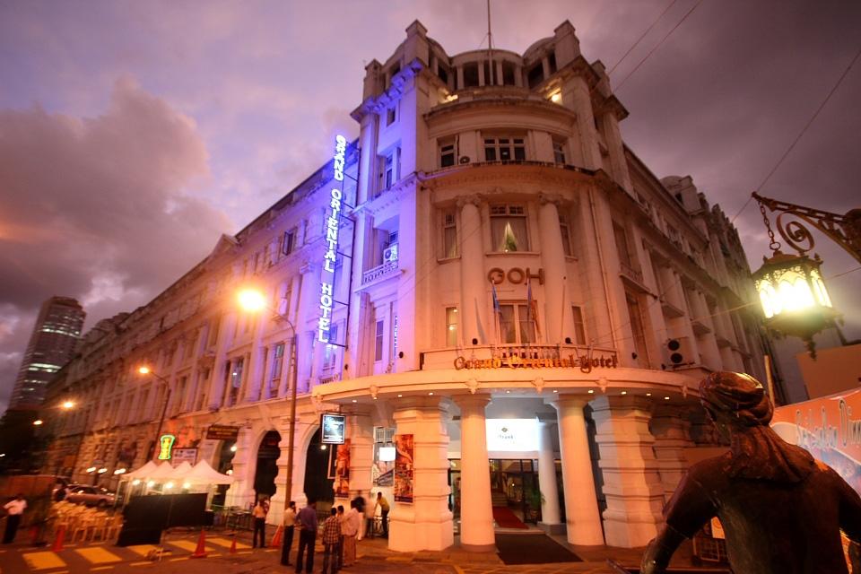 グランドオリエンタルホテル
