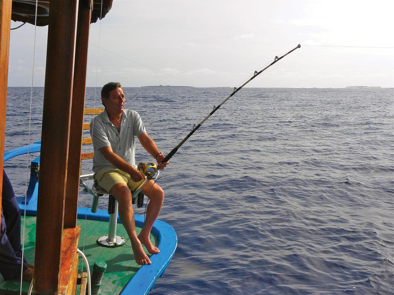 伝統的な手釣り漁と、ダイナミックなビッグゲームフィッシング