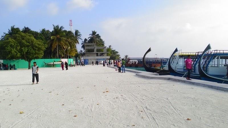 世界中のダイバーが憧れるモルディブの海